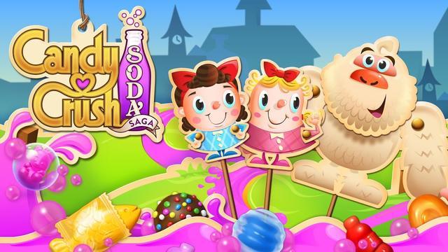Activision koopt Candy Crush-ontwikkelaar voor 5,4 miljard euro