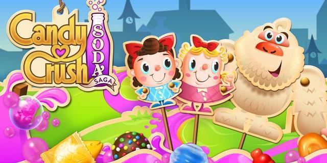 Nieuwe Candy Crush-game stuwt prestaties spelletjesmaker King