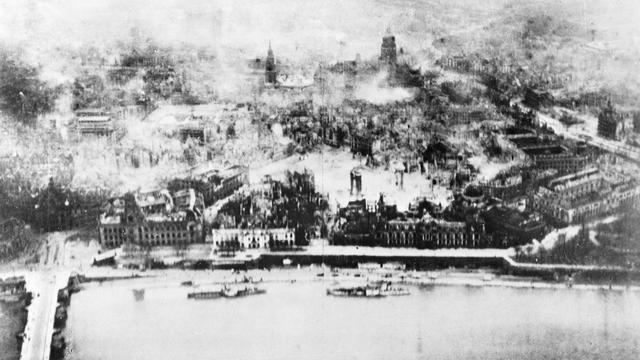 70 jaar na het bombardement op Dresden