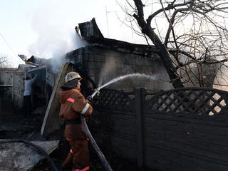'Debaltseve vrijwel onafgebroken onder vuur genomen'