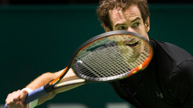 Murray uitgeschakeld in Rotterdam, Berdych wel naar laatste vier
