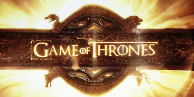 Script Game of Thrones onder de hamer