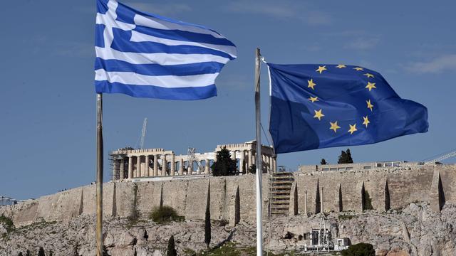 Griekenland dringt begrotingstekort terug