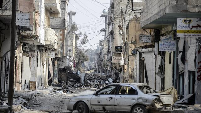 Jihadisten Syrië gebruikten volgens OPCW mosterdgas