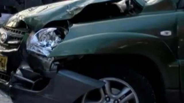 Drie gewonden bij ongeluk tussen auto en fietsers in Biezenmortel