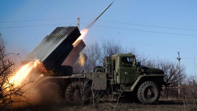 'Clusterbommen gebruikt in strijd Oost-Oekraïne'
