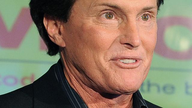 Bruce Jenner was moe van het liegen