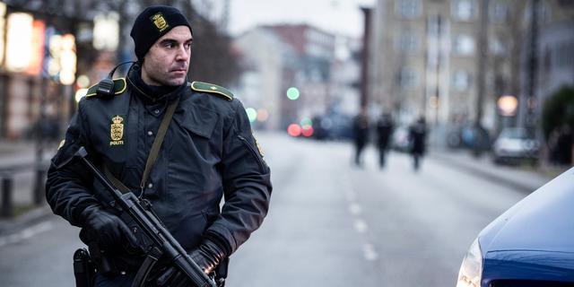 Deense politie schiet mogelijke dader aanslagen Kopenhagen neer