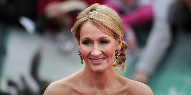 J.K. Rowling denkt dat Harry Potter-musical 'tranentrekker' wordt