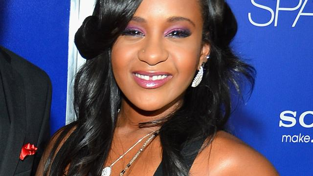 Bobbi Kristina Brown (22) overleden