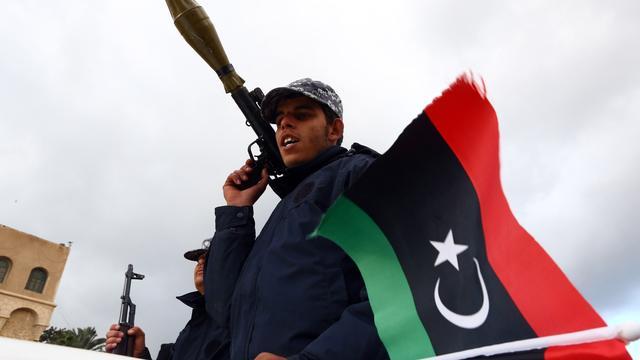 VS en Groot-Brittannië willen eerst eenheid voor wapenleveranties Libië