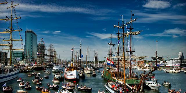 Vraag naar Amsterdamse hotels neemt toe in aanloop van Sail