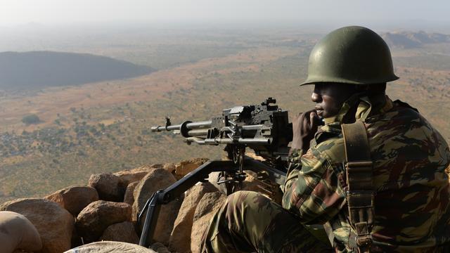 Boko Haramstrijders verkleden zich als vrouw