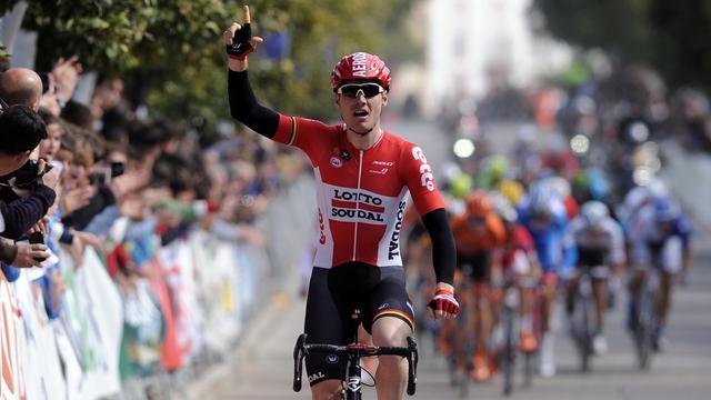 Ligthart wint openingsrit Ruta del Sol, Kelderman tweede in tijdrit