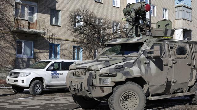 Oekraïne-overleg in Parijs op niets uitgelopen