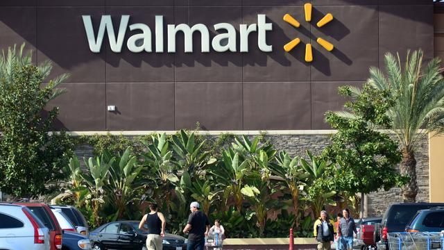Walmart positiever over winst