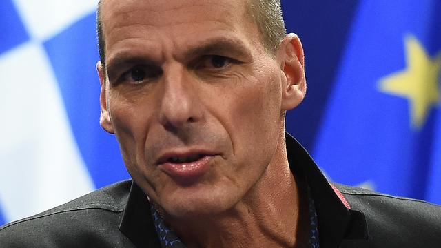 Griekse minister wil koste wat het kost IMF aflossen