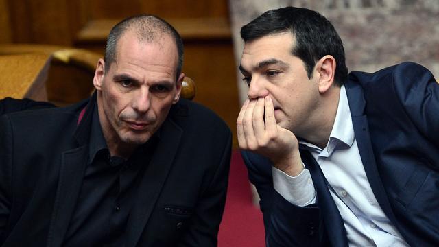 Grieken kloppen aan in Moskou