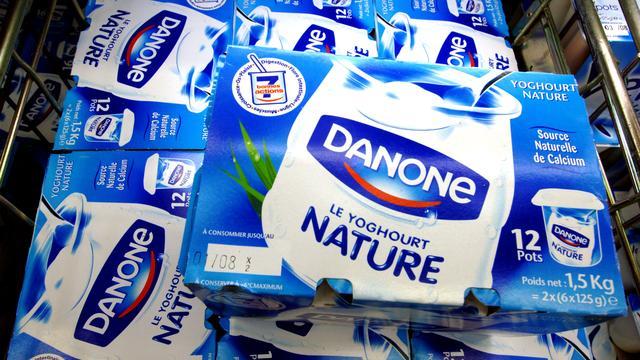 Danone profiteert van overname WhiteWave Foods