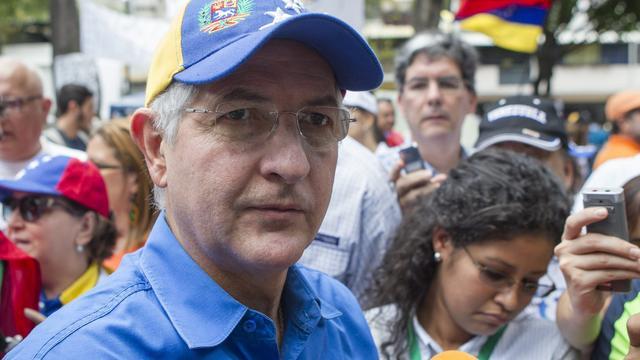 Opgepakte oppositieleider Venezuela moet terechtstaan