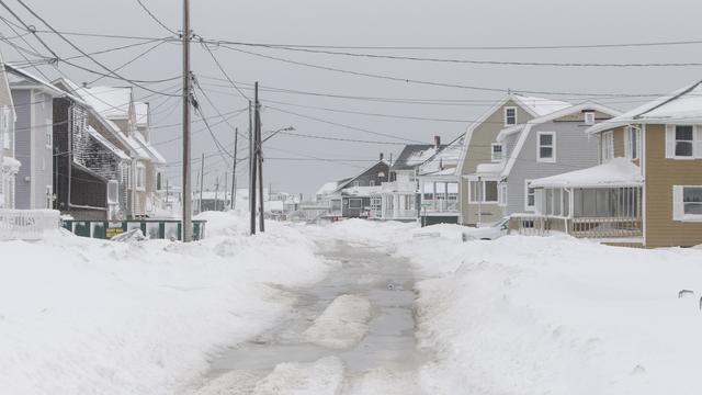 Extreem winterweer VS eist levens