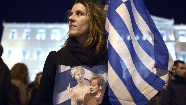 Oppositie Griekenland tevreden met verlenging steunprogramma
