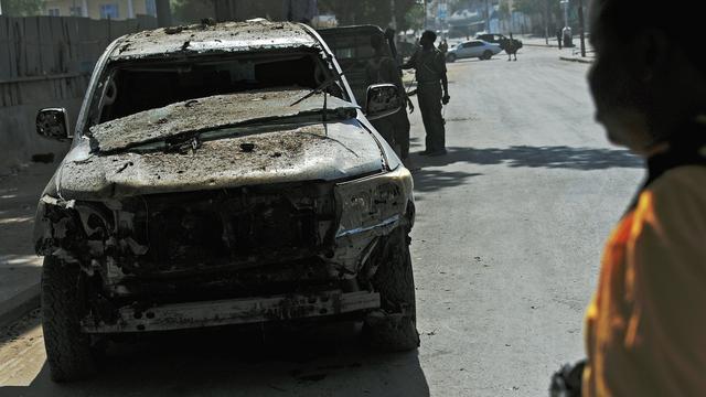 Dodental aanslag hotel Somalië loopt op