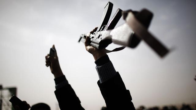 Vier Italianen ontvoerd in Libië
