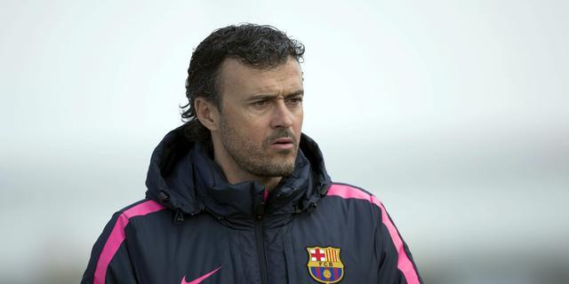 Enrique denkt dat FC Barcelona klaar is voor zware periode