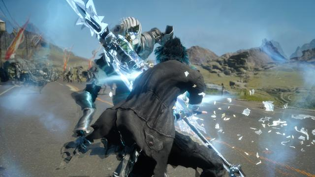 Uitgebreide demo van Final Fantasy 15 getoond