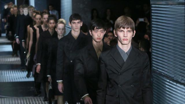 Modehuis Prada boekte minder omzet in 2014