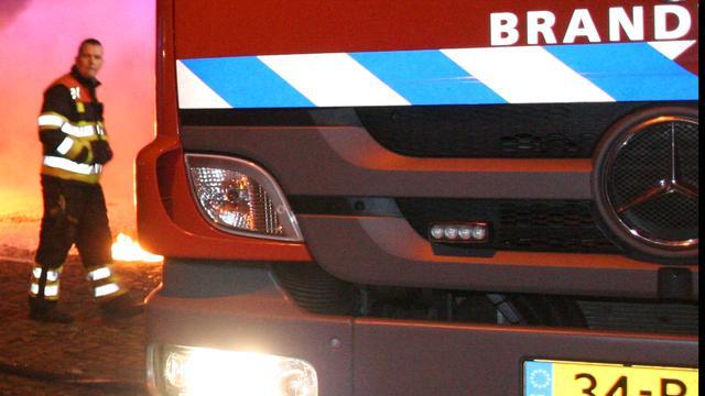 Gedetineerde gewond na brandstichting in eigen cel in Alphen