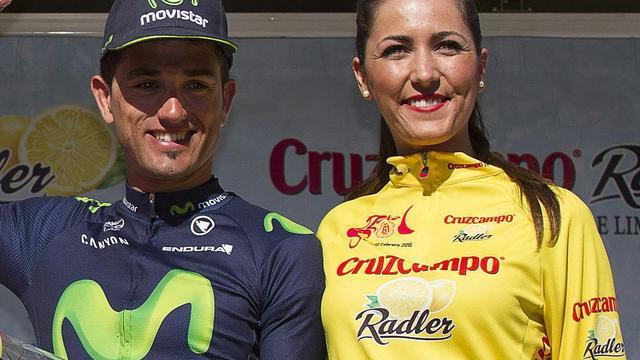 Movistar met drie kopmannen naar Giro d'Italia