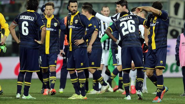 Italiaanse clubs vragen aandacht voor noodlijdend Parma