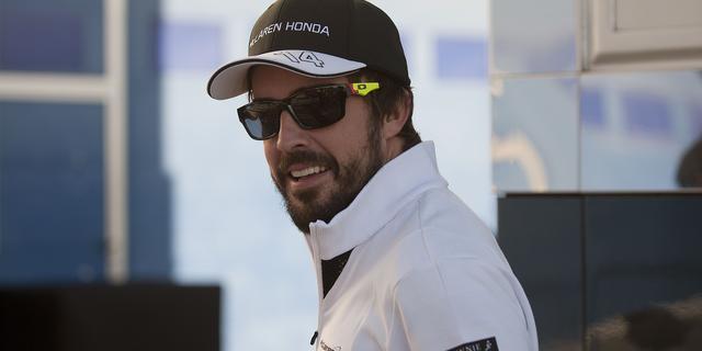 Alonso moet nog minstens nacht doorbrengen in ziekenhuis
