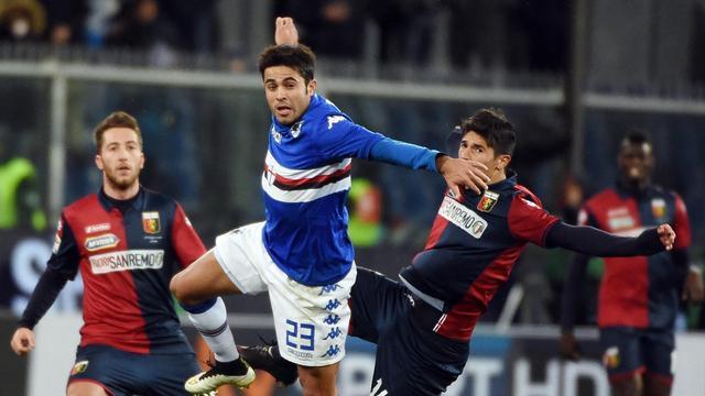 Sampdoria en Genoa gelijk in 'Derby della Lanterna'