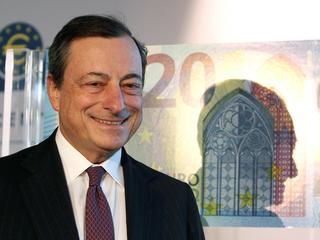Omvang opkoopprogramma blijft voorlopig 60 miljard euro per maand