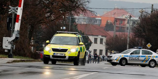 Negen doden bij schietpartij in Tsjechisch restaurant