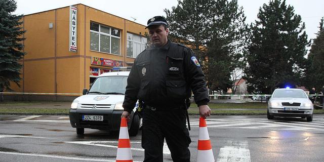 Tsjechen herdenken dodelijke schietpartij