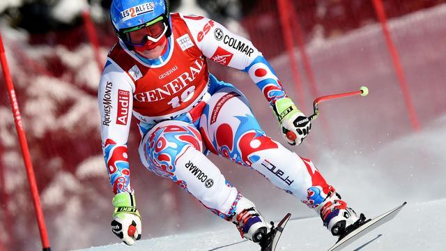 Oud-wereldkampioene Marion Rolland stopt met skiën