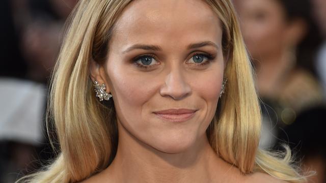 Reese Witherspoon raakte in paniek van seksscènes