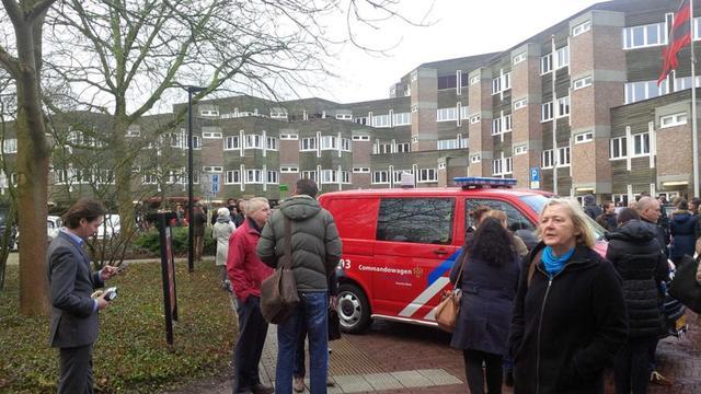 Gemeentehuis Amstelveen korte tijd ontruimd om dreigbrief