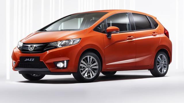 Honda toont versie Jazz