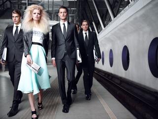 Korte advertentiefilm geheel door bekenden uit mode-industrie gemaakt