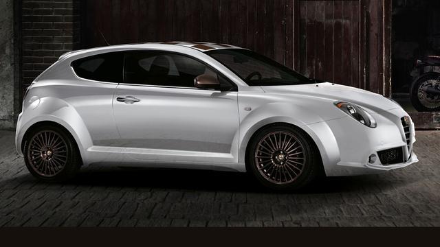 Alfa Romeo komt met speciale versie Mito Racer