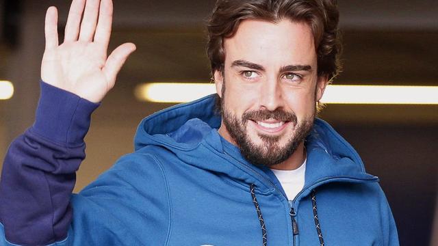 Alonso verlaat ziekenhuis na crash in testsessie