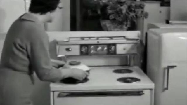 Toen in beeld: De Huishoudbeurs in 1959