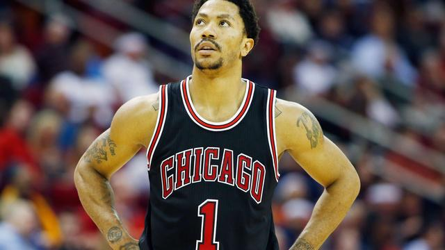 Chicago Bulls-vedette Rose moet weer knieoperatie ondergaan