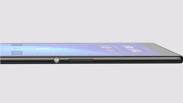 Sony Xperia Z4-tablet met 2k-resolutie duikt op