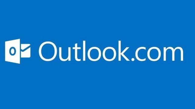 'Dienst Outlook biedt gepersonaliseerde e-mailadressen'